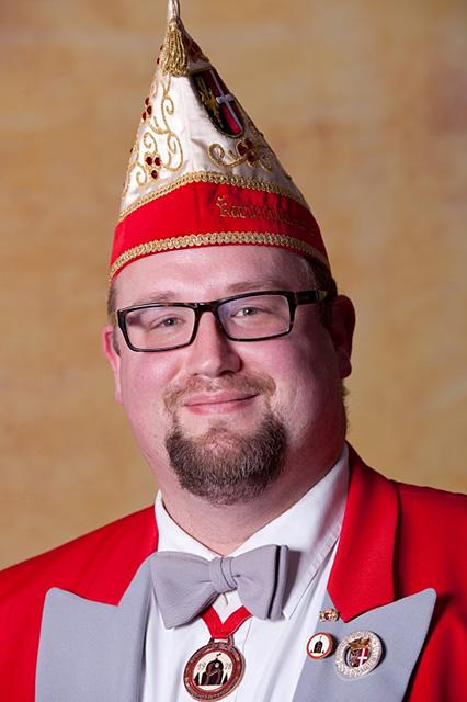 Ehrengeschäftsführer: Carsten Dorweiler