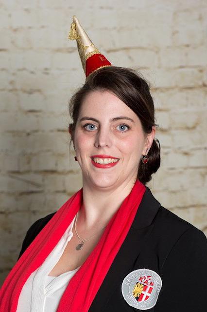 Schriftführerin Daniela Beylschmidt