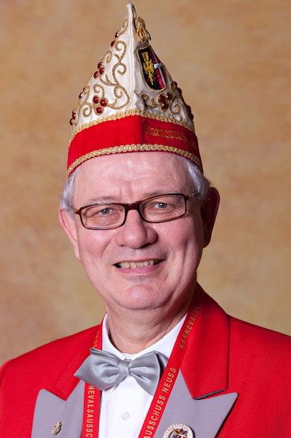 Ehrenjusitiar: Guido Raudenkolb
