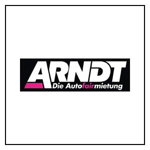 Logo Arndt - Die Autovermietung