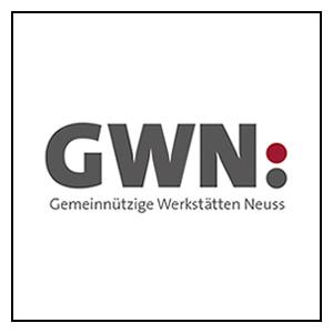 Logo GWN Gemeinnützige Werkstätten Neuss