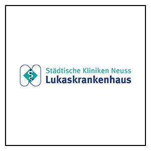 Logo Lukaskrankenhaus Neuss