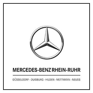 Logo Mercedes-Benz Rhein-Ruhr