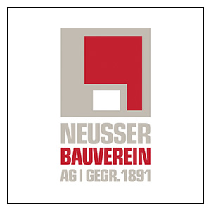 Logo Neusser Bauverein