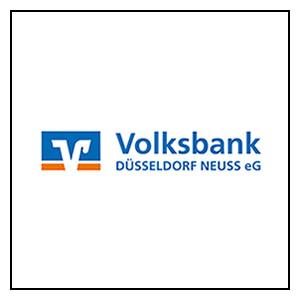 Logo Volksbank Düsseldorf Neuss