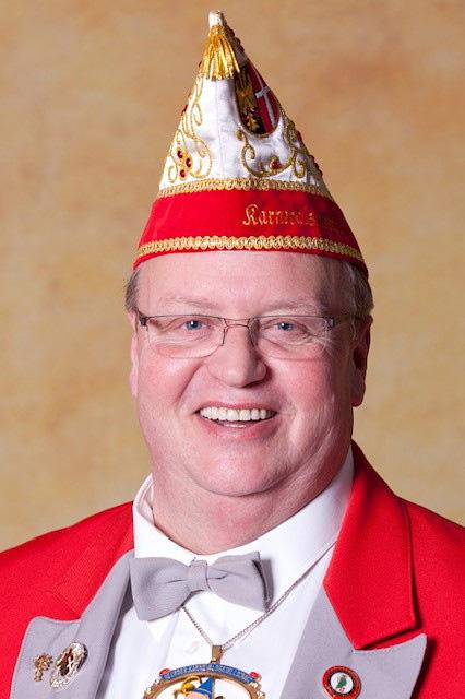 Vizepräsident Reiner Franzen