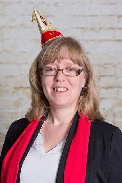 Jugendbeauftragte: Simone Schils
