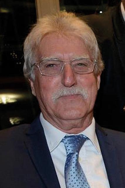 Ehrenprinzenführer: Dieter Hahn