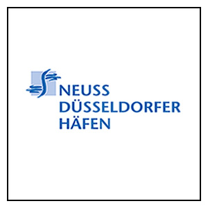 Logo Neuss Düsseldorfer Häfen