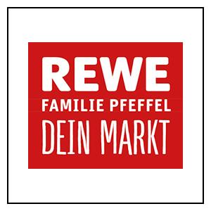 Logo REWE Familie Pfeffel