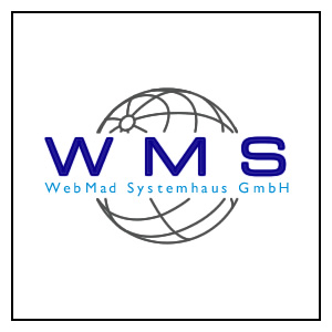 Logo WMS WebMad Systemhaus GmbH