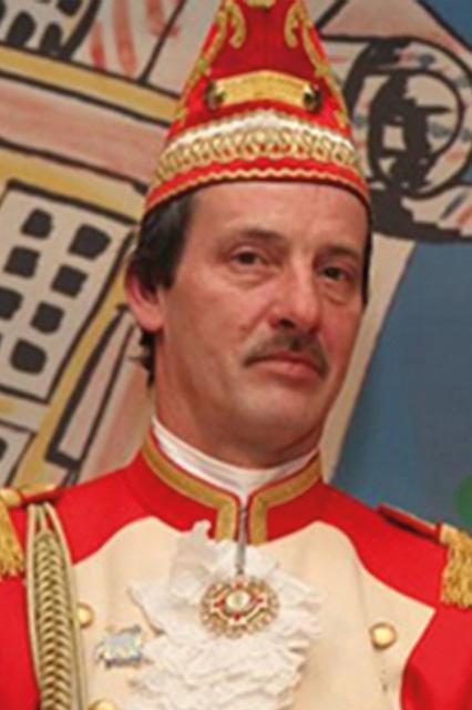 Kommandant der Stadt und Prinzengarde: Ralf Münzberger