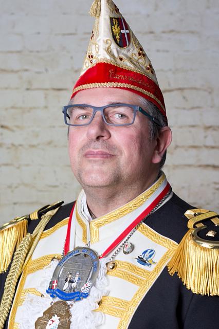 stellv. Prinzenführer: Dieter Plake