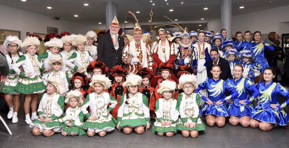 Lukaskrankenhaus und Karneval: Das passt!