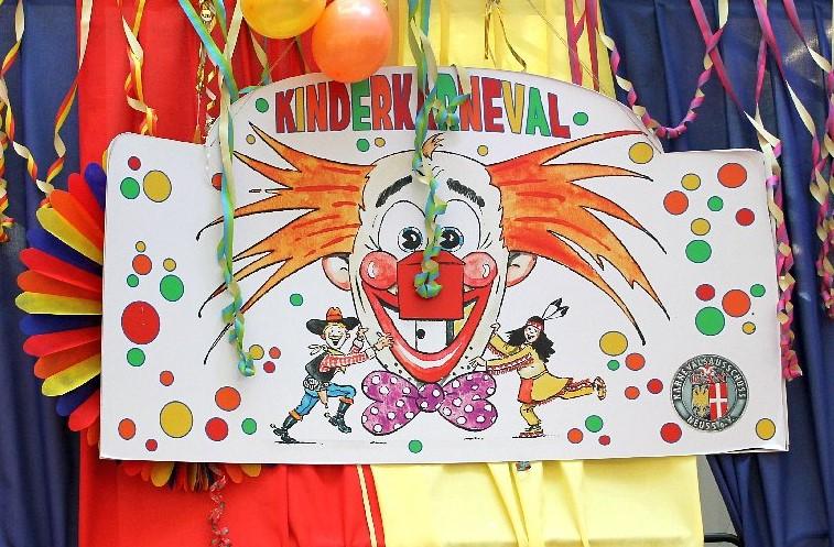 Kinder Karneval im Rheinpark-Center Neuss 2019