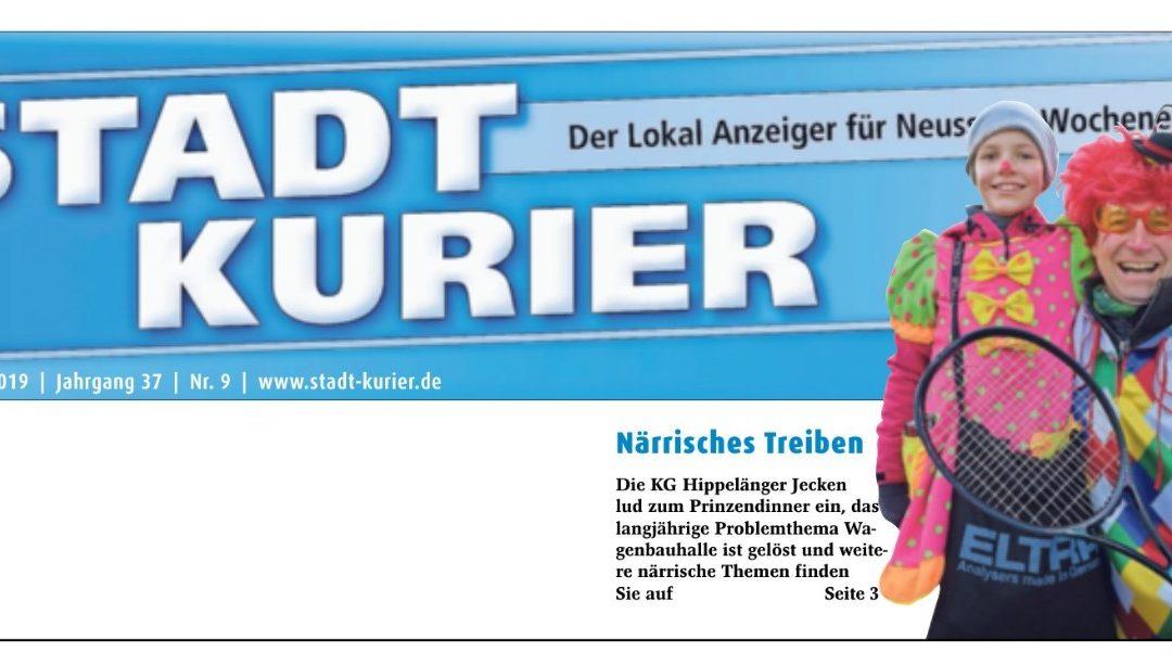 Stadt-Kurier – Ausgabe 2.03.19
