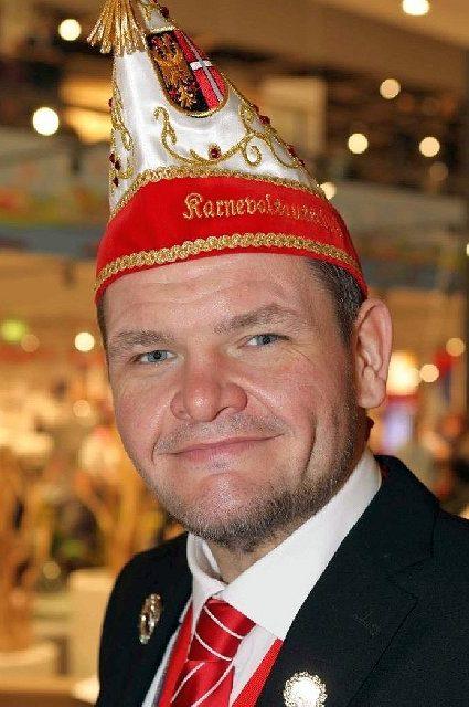 Vizepräsident Markus Titschnegg