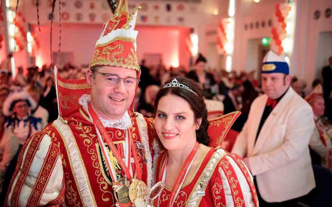Neusser Karneval: Das neue Prinzenpaar legt los (NGZ – 18.11.2019)