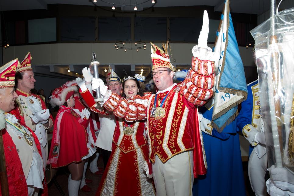 Neujahrsempfang 2020 mit Ehrung verdienter Karnevalisten