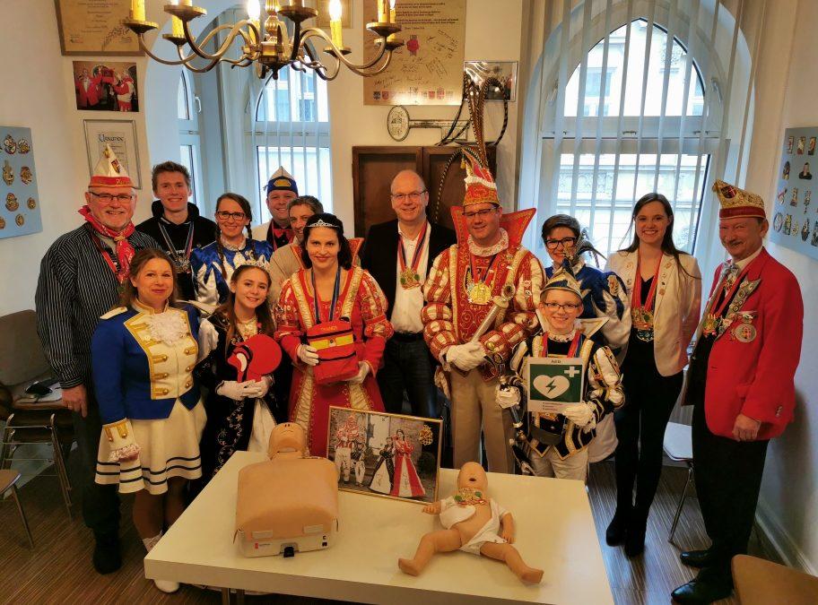 Die Eltern Akademie Mönchengladbach Rheydt e.V. zu Gast in Neuss