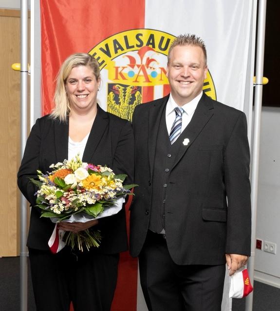 Neuer Präsident. Neues Prinzenpaar. Karneval in Neuss soll stattfinden.