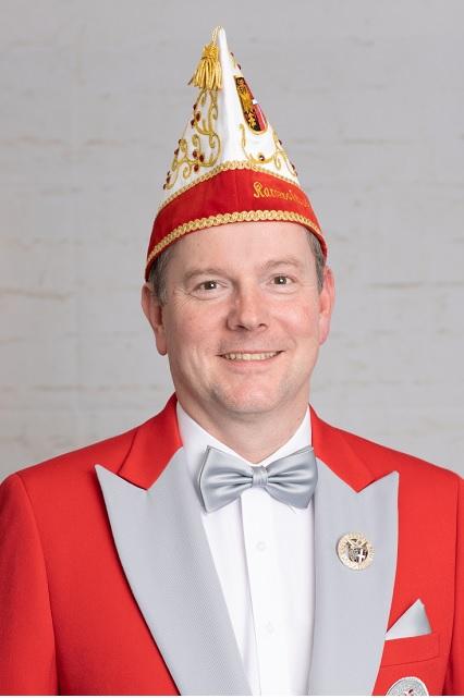 Präsident Andreas Picker